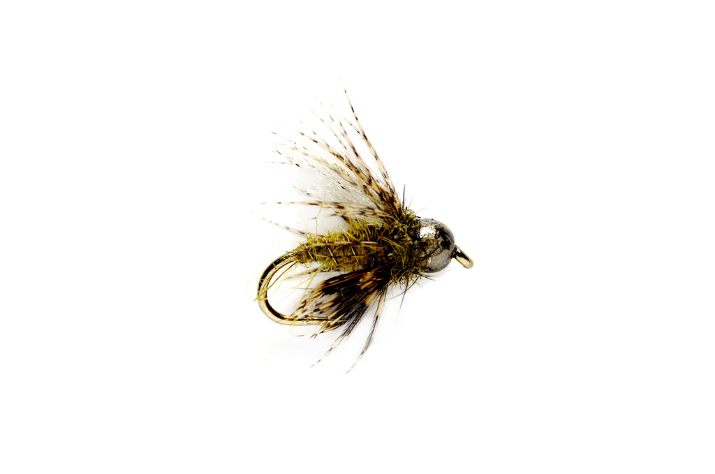 Soft Hackle Caddis Pupa (TBH)