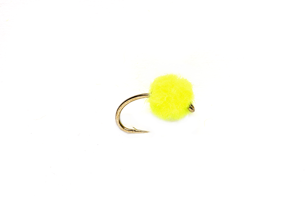 Egg Fly Chartreuse