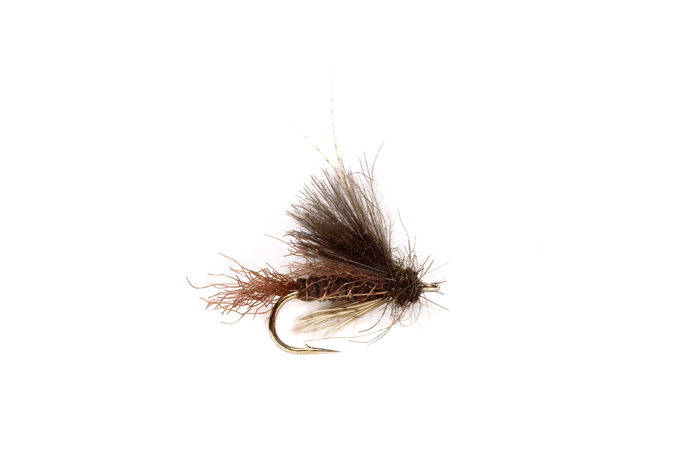 Emerger Caddis CdC Brown
