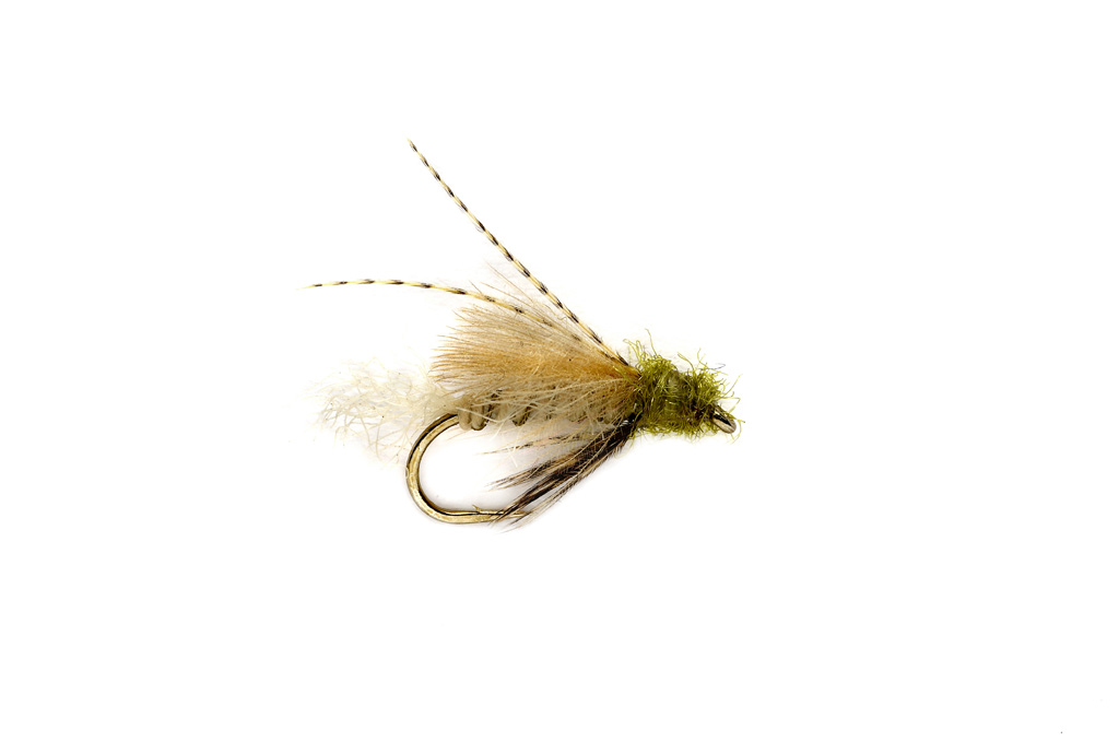 Emerger Caddis CdC Cream