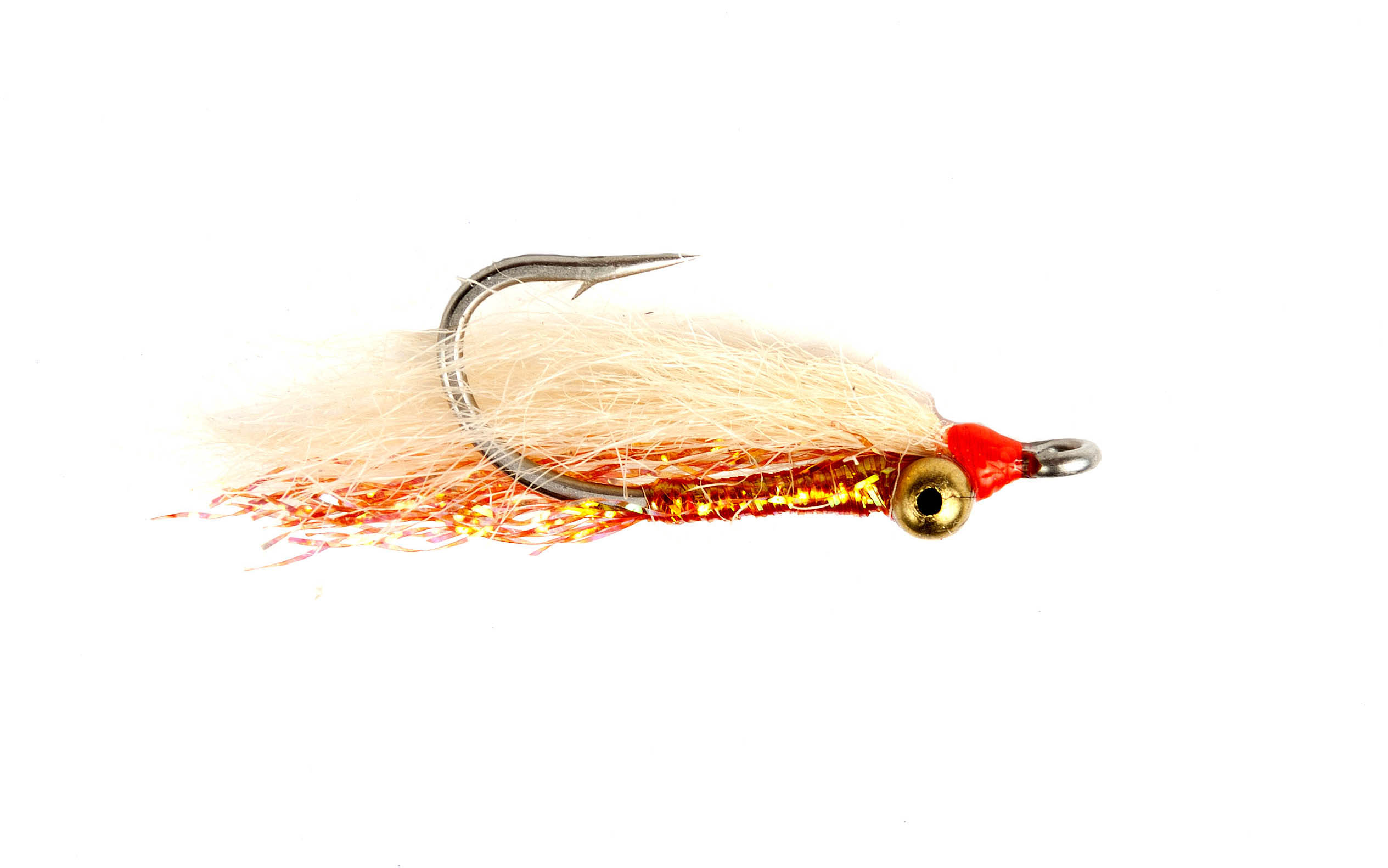 X-Mas Island Bonefish Orange Stealth