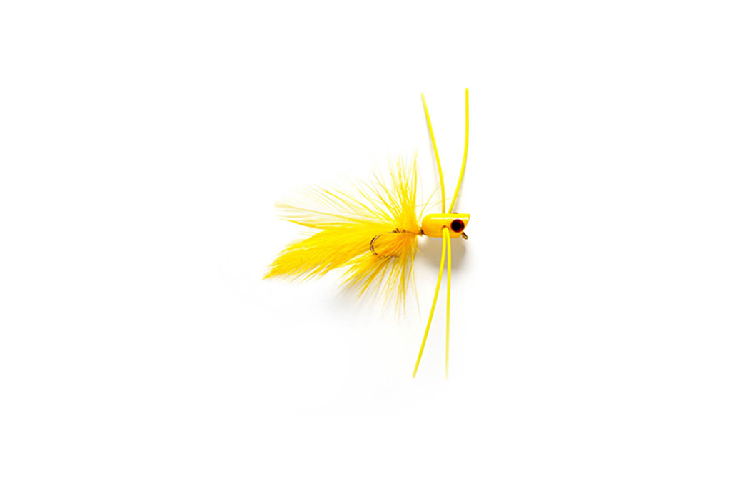 Mini Pop Popper Yellow