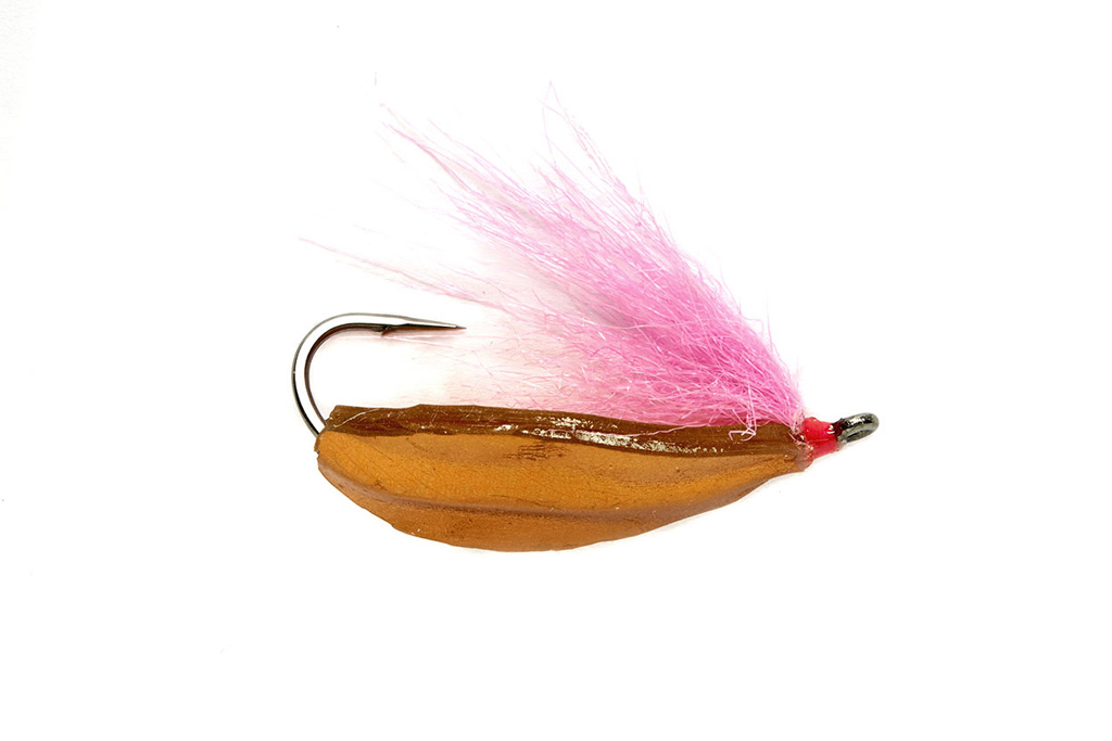 Softy Spoon Fly Copper