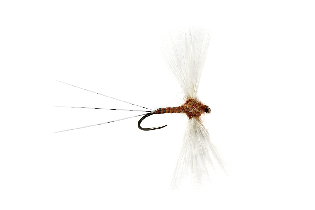 Lexi's Get 'er Dun Spinner Red Quill Barbless