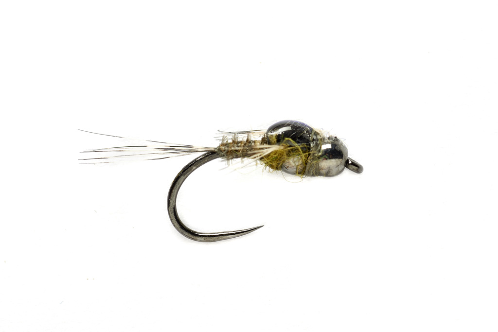 Twisted Mayfly Olive (TBH) Barbless
