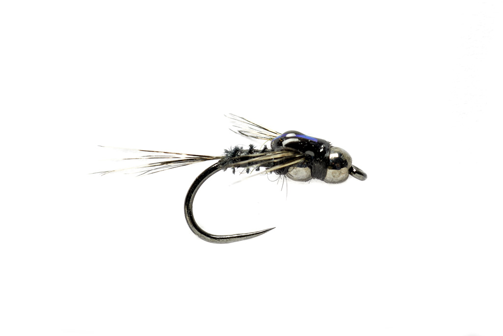 Twisted Mayfly Black (TBH) Barbless