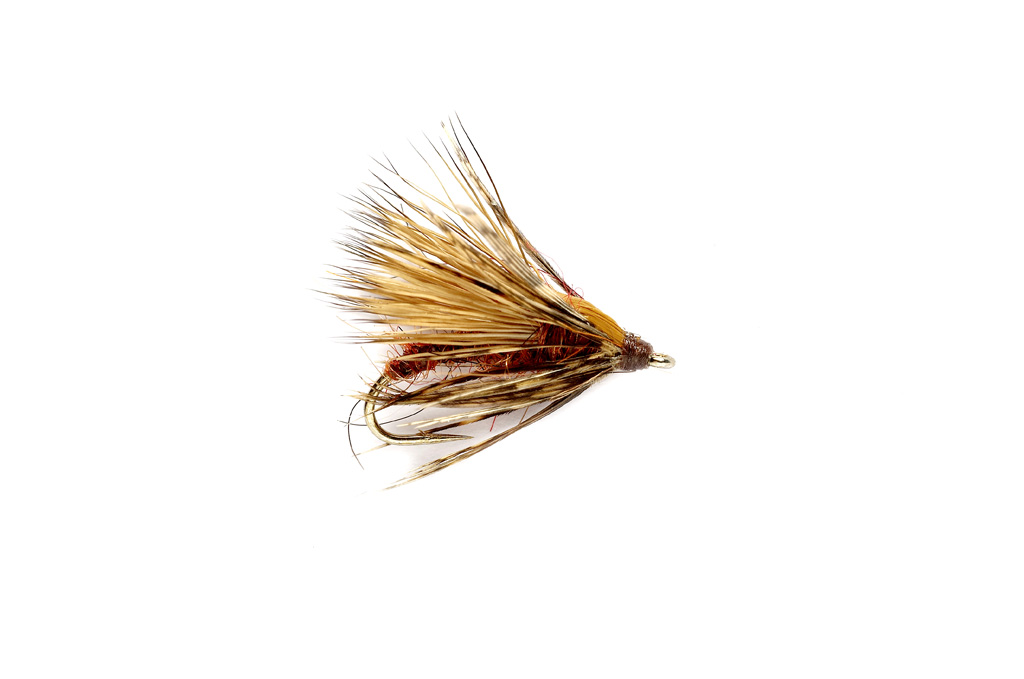Davy's Skating Caddis Brown