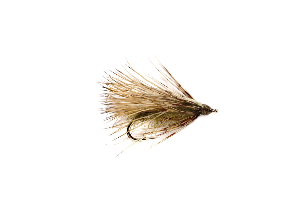 Davy's Skating Caddis Olive
