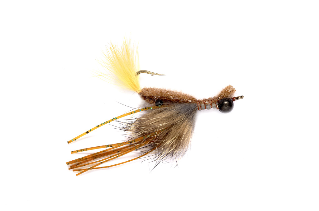 Mays Full Motion Crawfish Tan