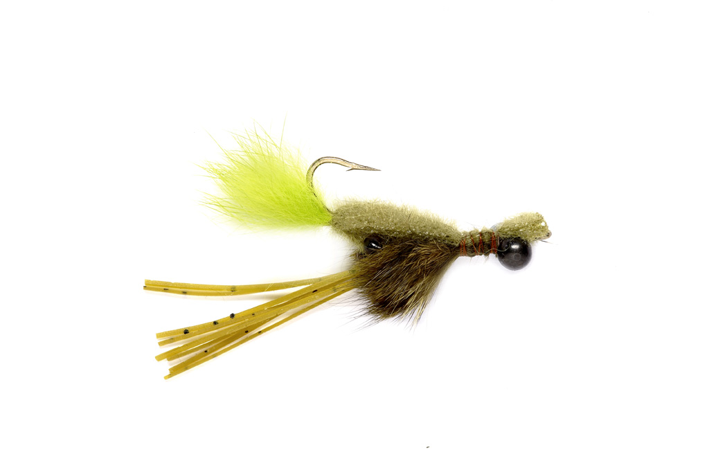 Mays Full Motion Crawfish Olive