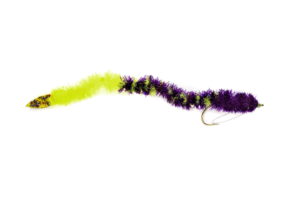 Gulley Worm Purple