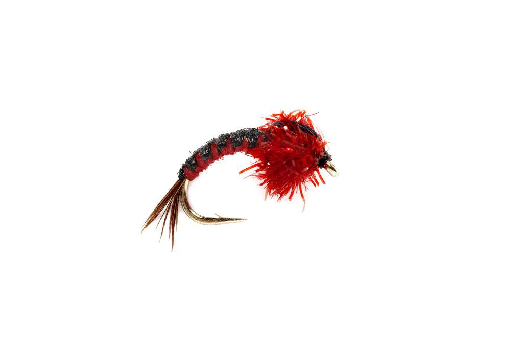 Steelhead Hammer Red