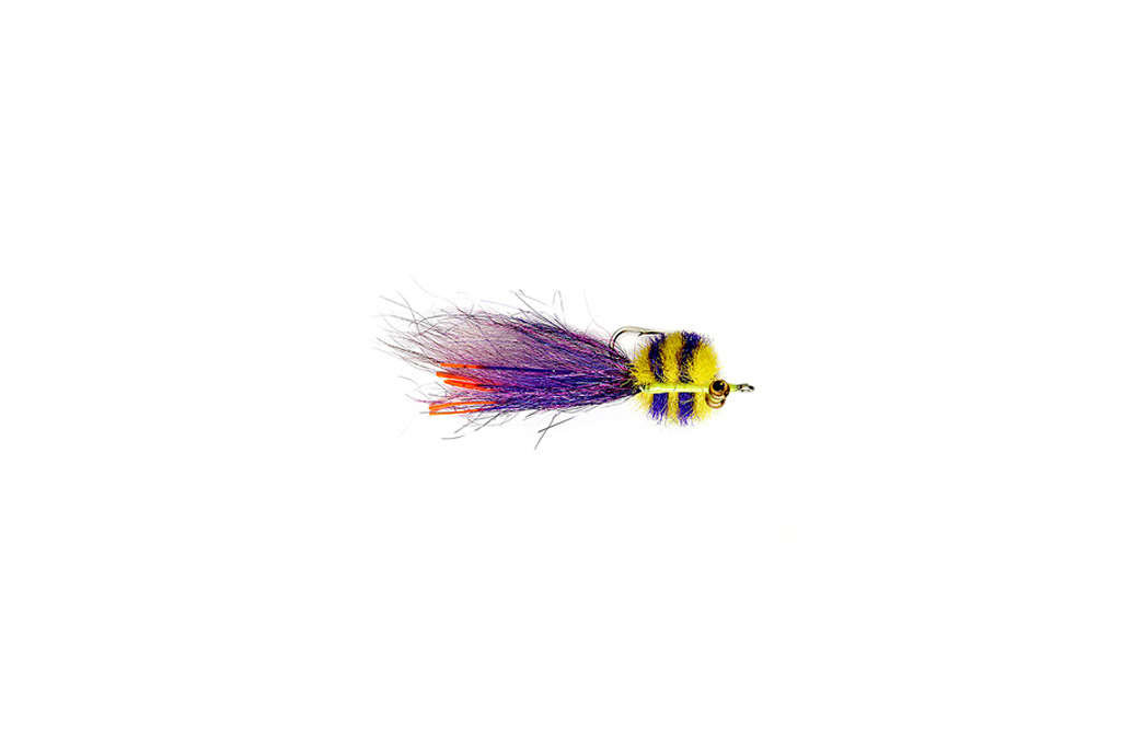 Bissette's Shallow Crustacean Purple & Yellow