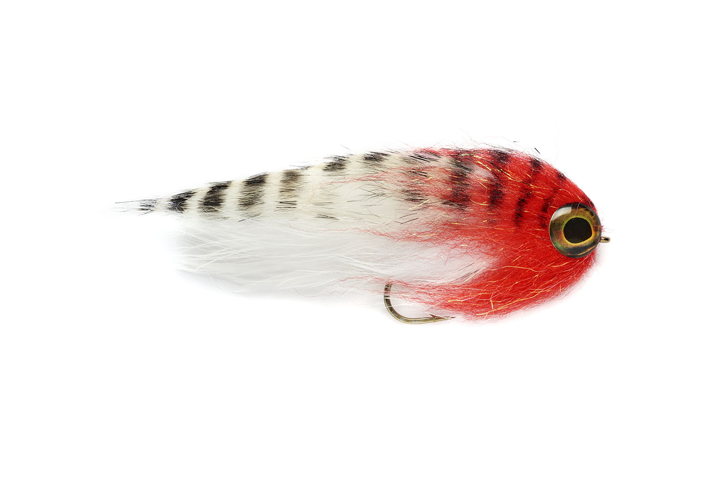 Bailes Out Minnow Red/White