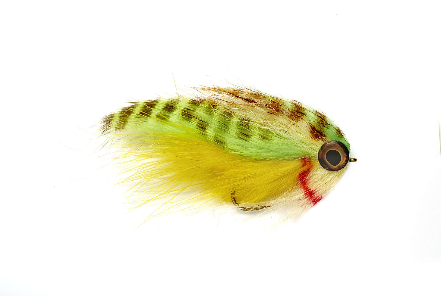 Bailes Out Minnow Yellow/Chartruese