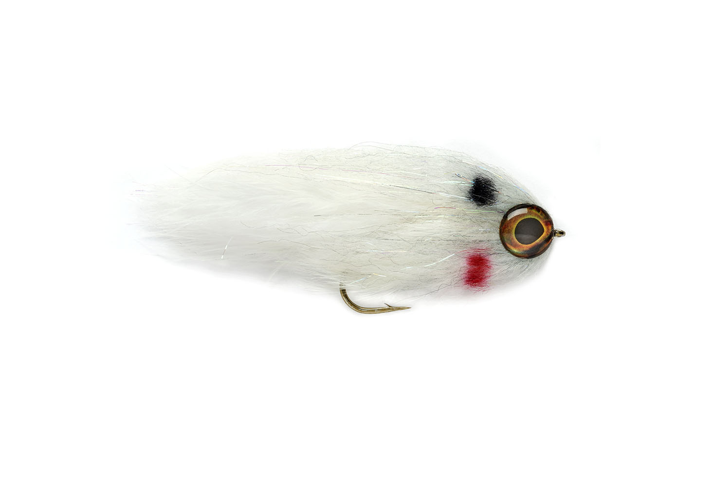 Bailes Out Minnow Gray/White