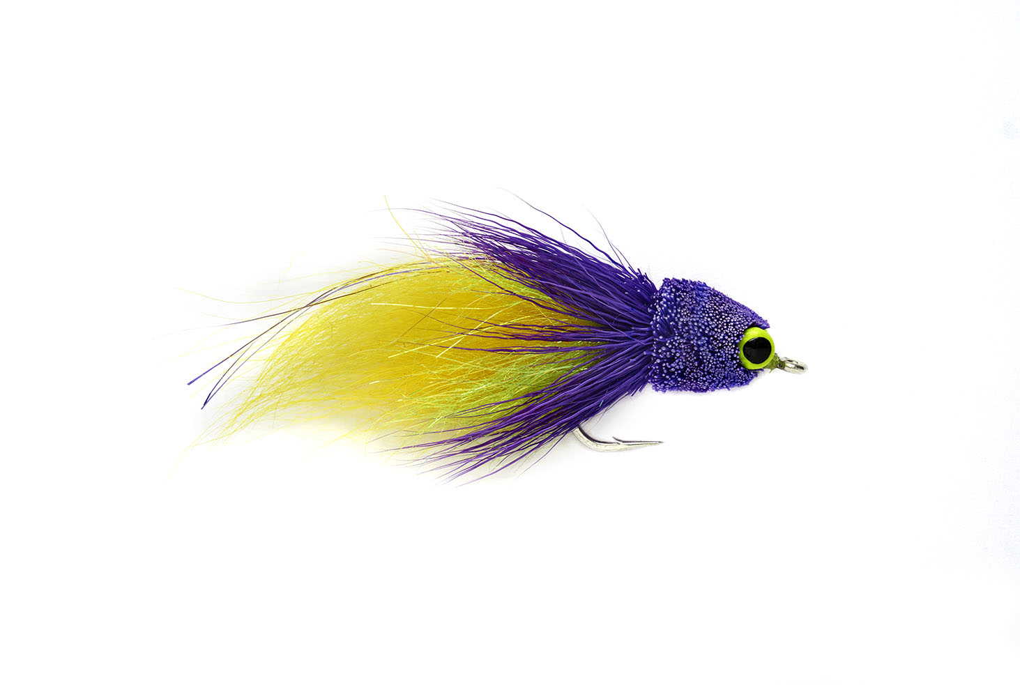 Mud Bug Purple & Green