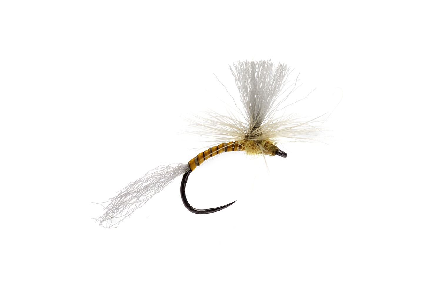 Lexi's Para Emerger Yellow Barbless