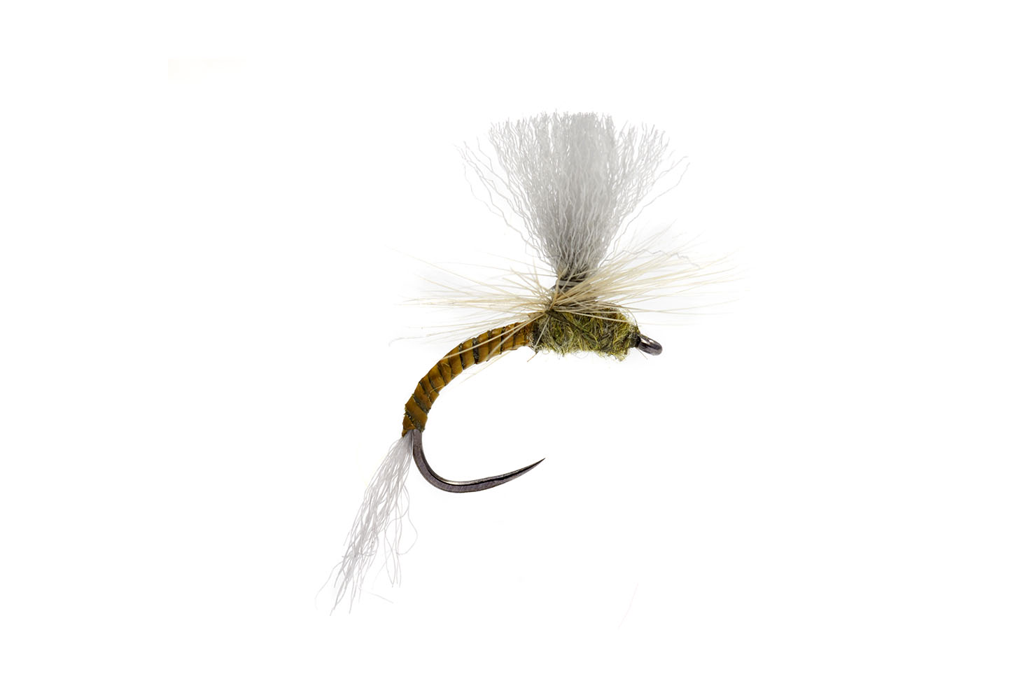 Lexi's Para Emerger Olive Barbless