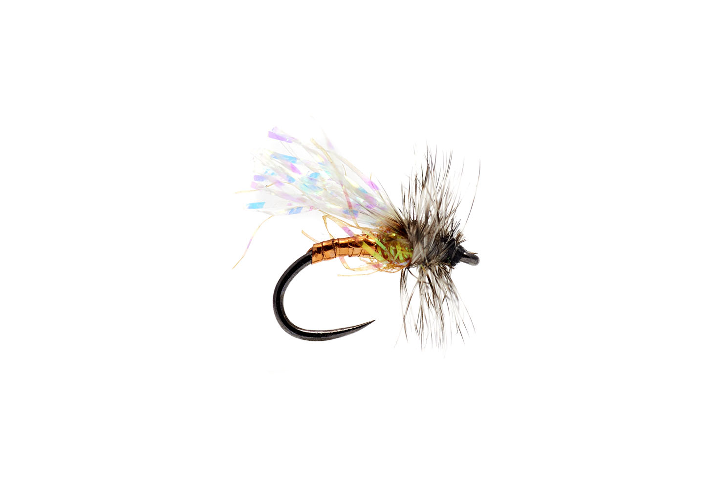 Reaper Midge Orange Barbless