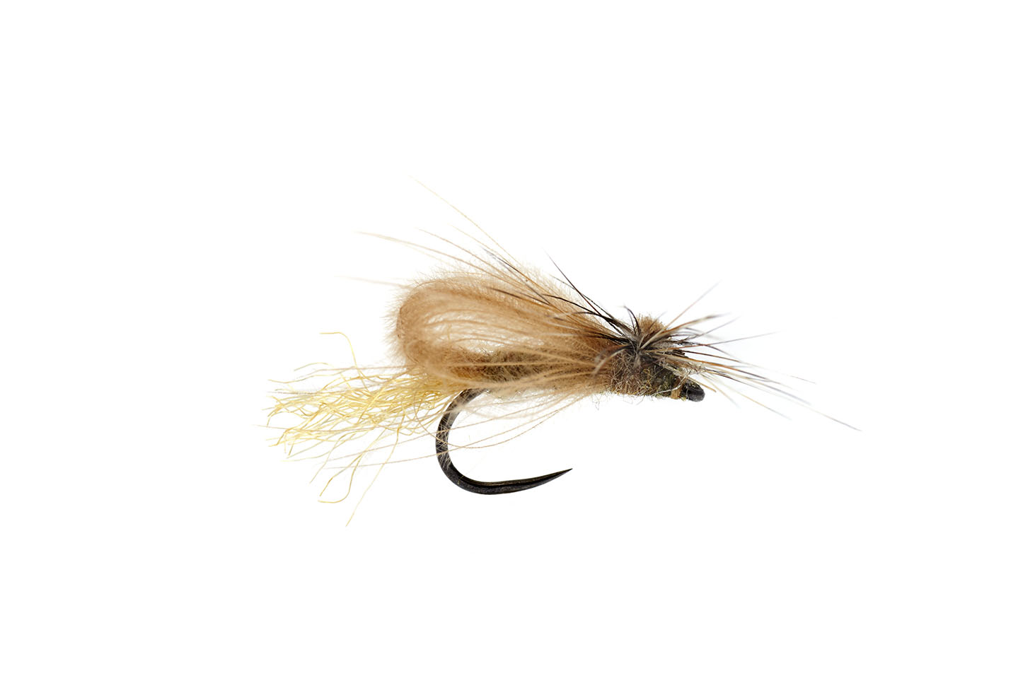 Humpback Caddis Tan