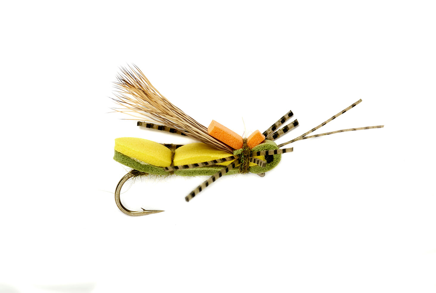 Panther Creek Hopper Olive