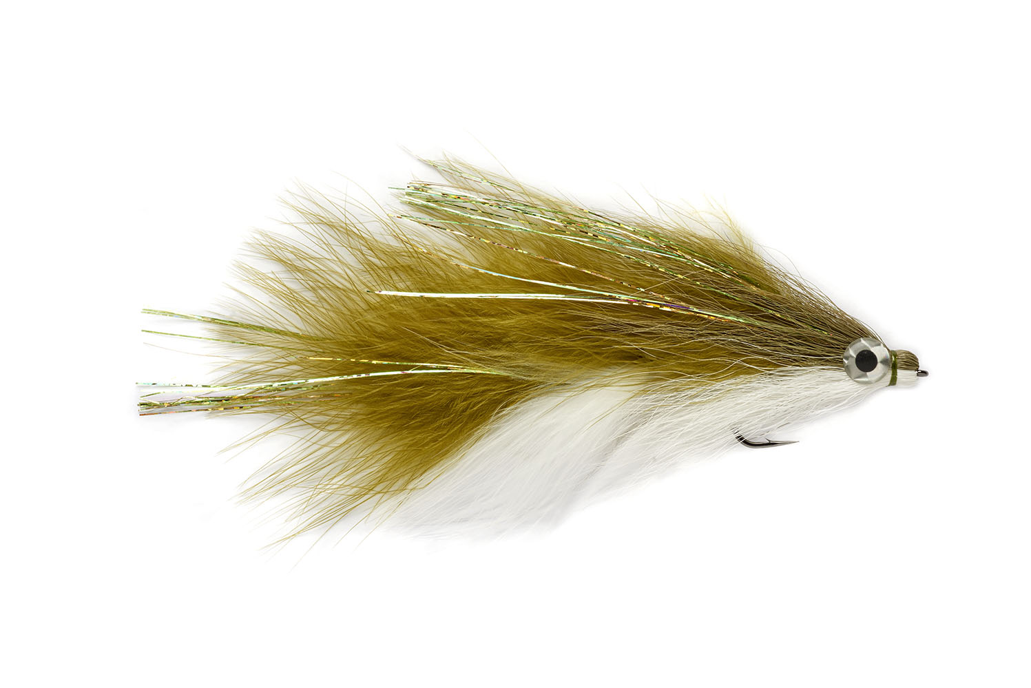 Mike's Maraceiver Olive & White
