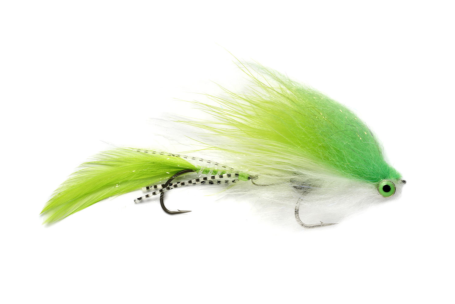 Mini Viking Midge White
