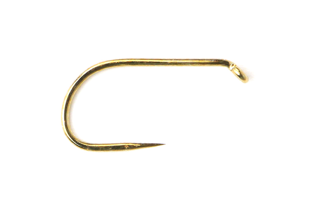 Short Shank Bronze Barbless