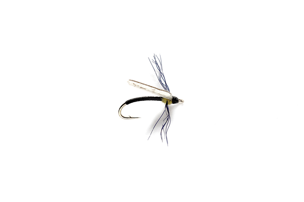 Magic Midge Black & Olive Thorax