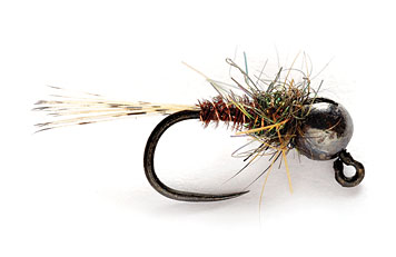 Pheasant Tail Jig (TBH) Barbless