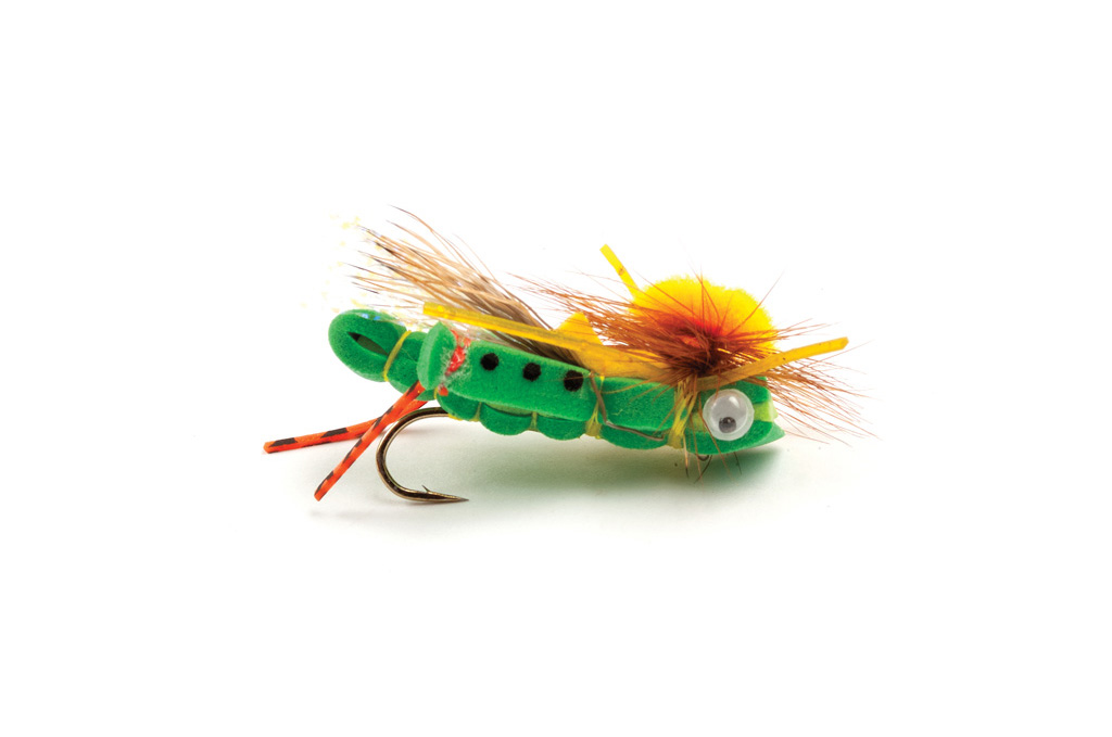 Bubba's Hog Call Hopper Green