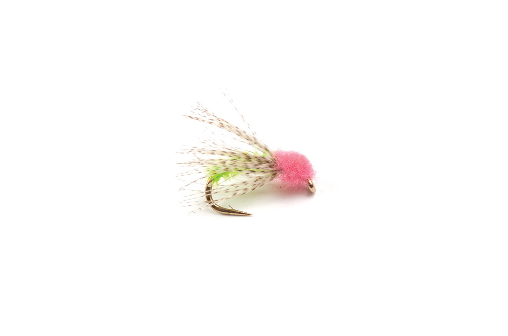 Chicken Hawk Cerise/Chartreuse