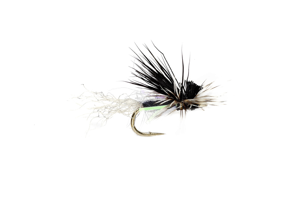 EC Caddis Black