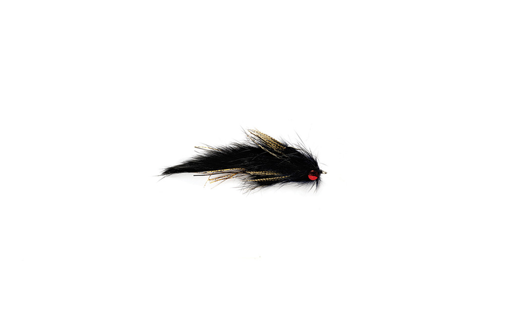 Schultzy's Red Eye Leech Black