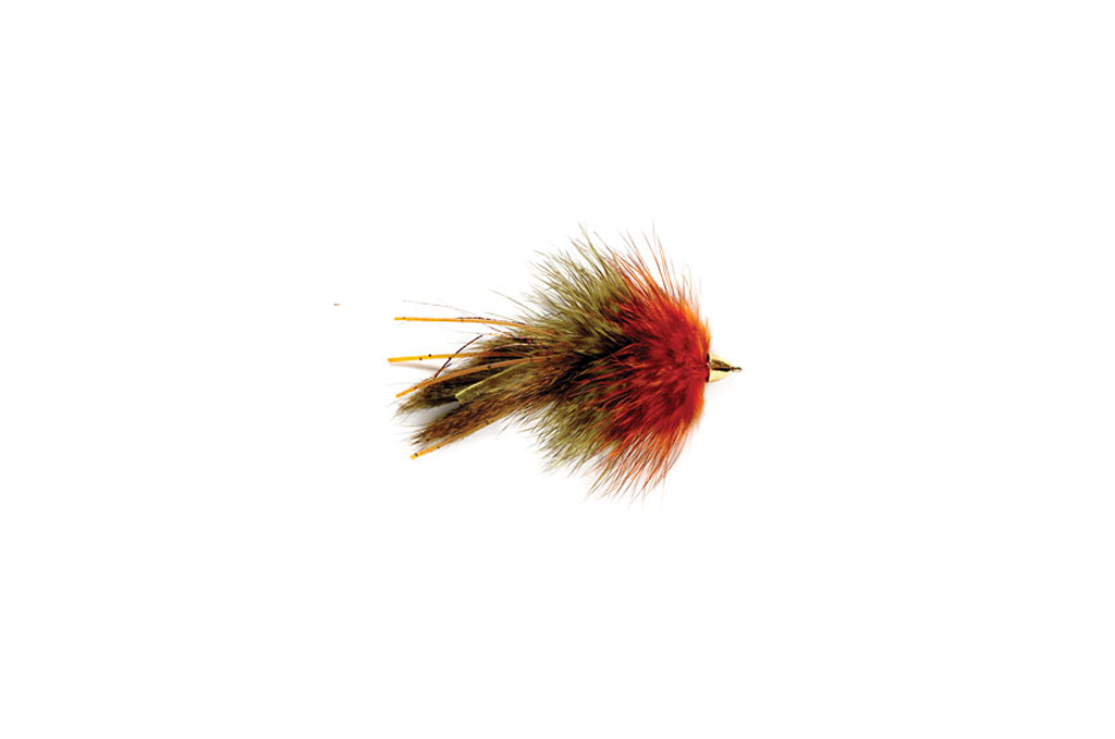 Schultzy's Low Water Cray Olive