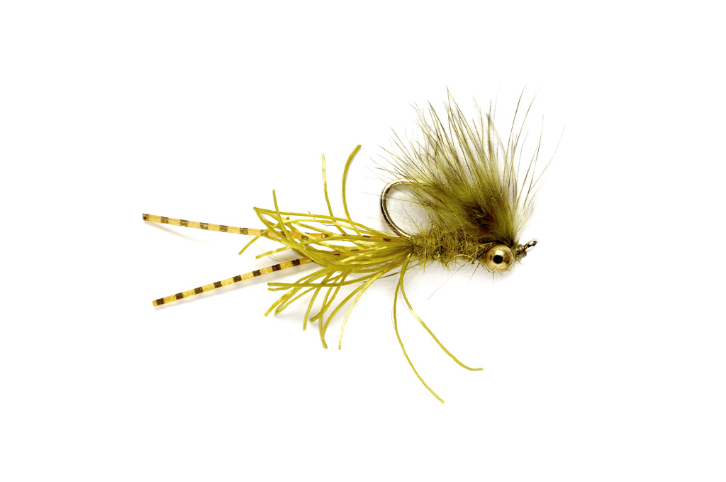 Mike's Gorgon Craw Olive