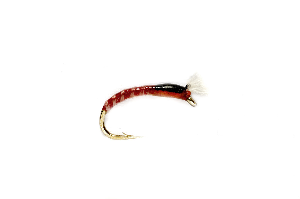 Flexi Floss Chironomid Red