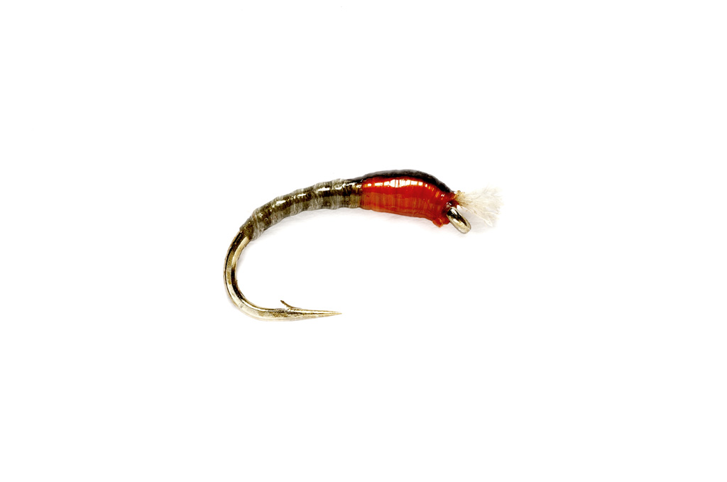 Flexi Floss Chironomid Olive