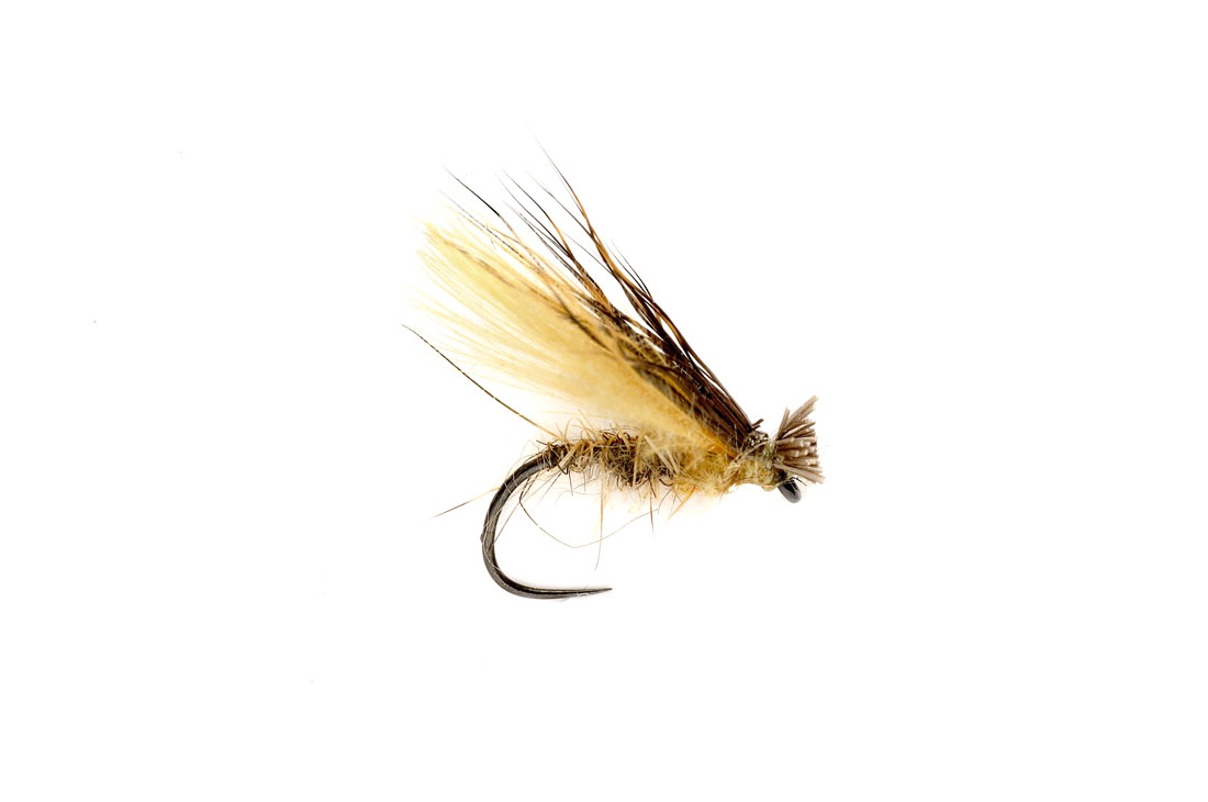 Cinnamon Championship Caddis Barbless