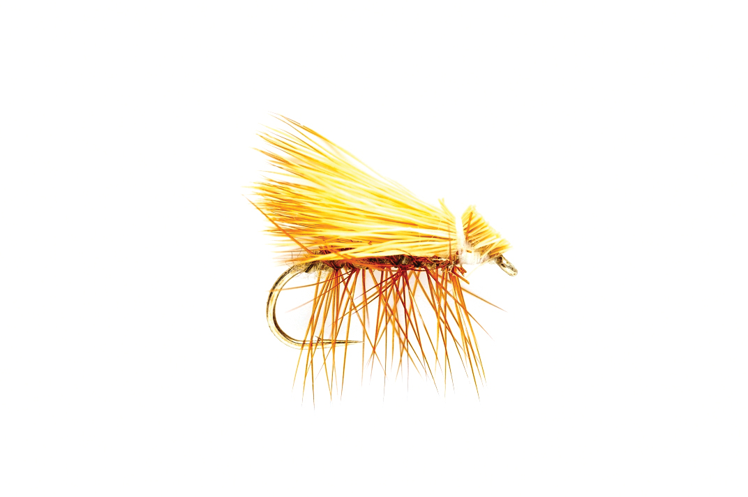 Elkwing Caddis Tan