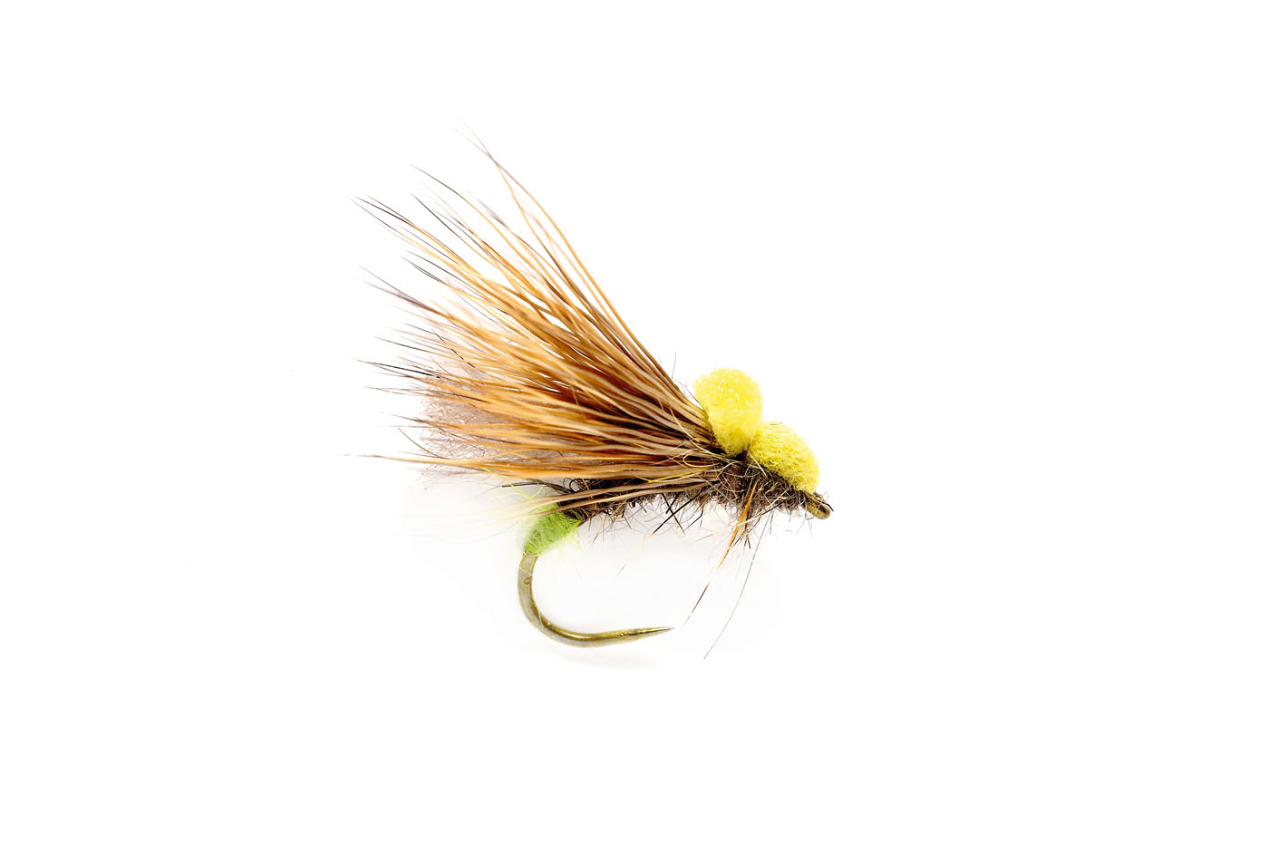 Balloonhammer Caddis Barbless