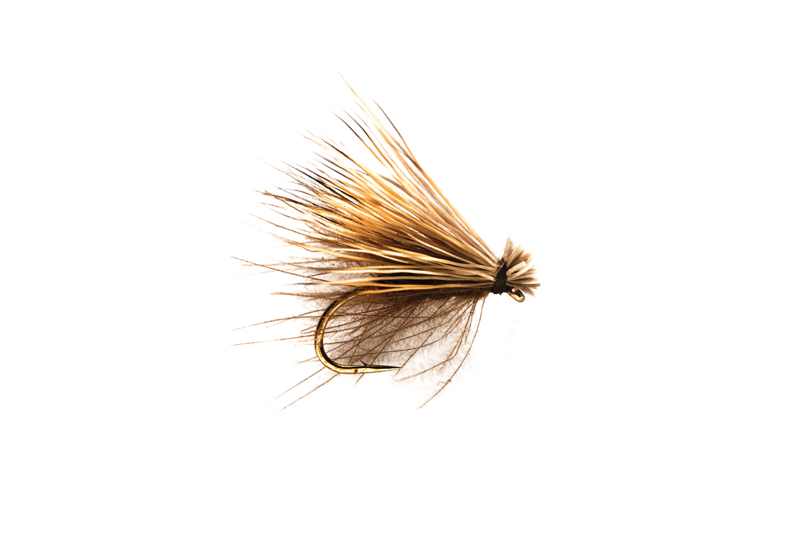CdC & Elk Caddis Natural