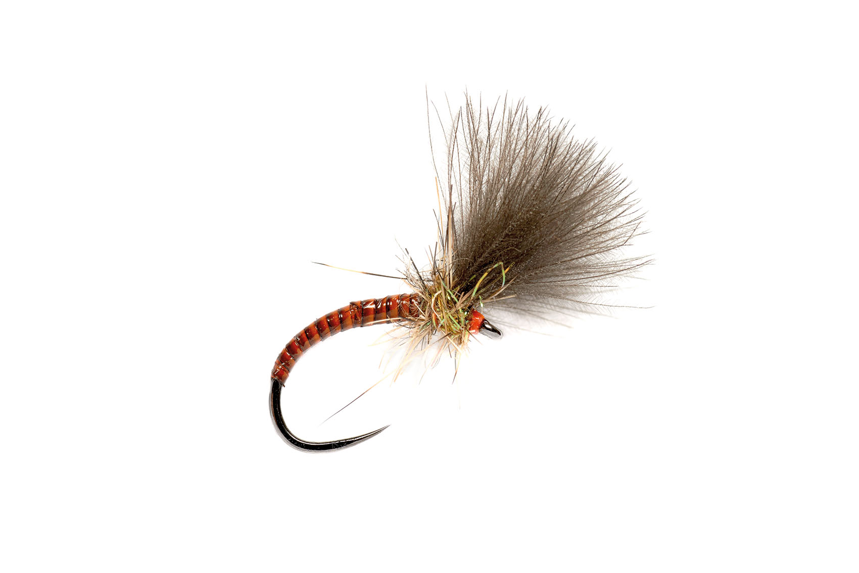 Orange Quill CdC Emerger Barbless