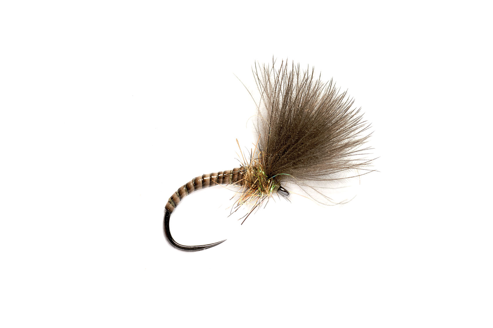 Natural Quill CdC Emerger Barbless