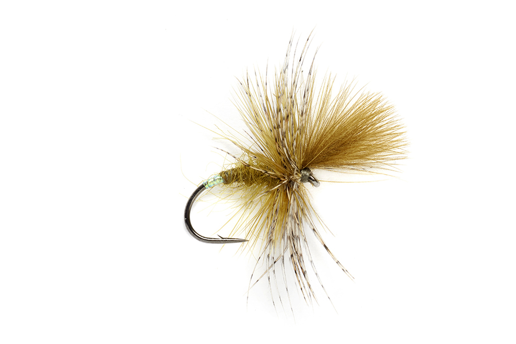 McPhail Grunter Olive Barbless