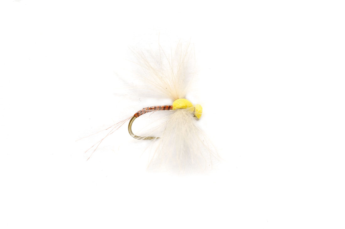 Drop Arse Spinner Rusty Barbless