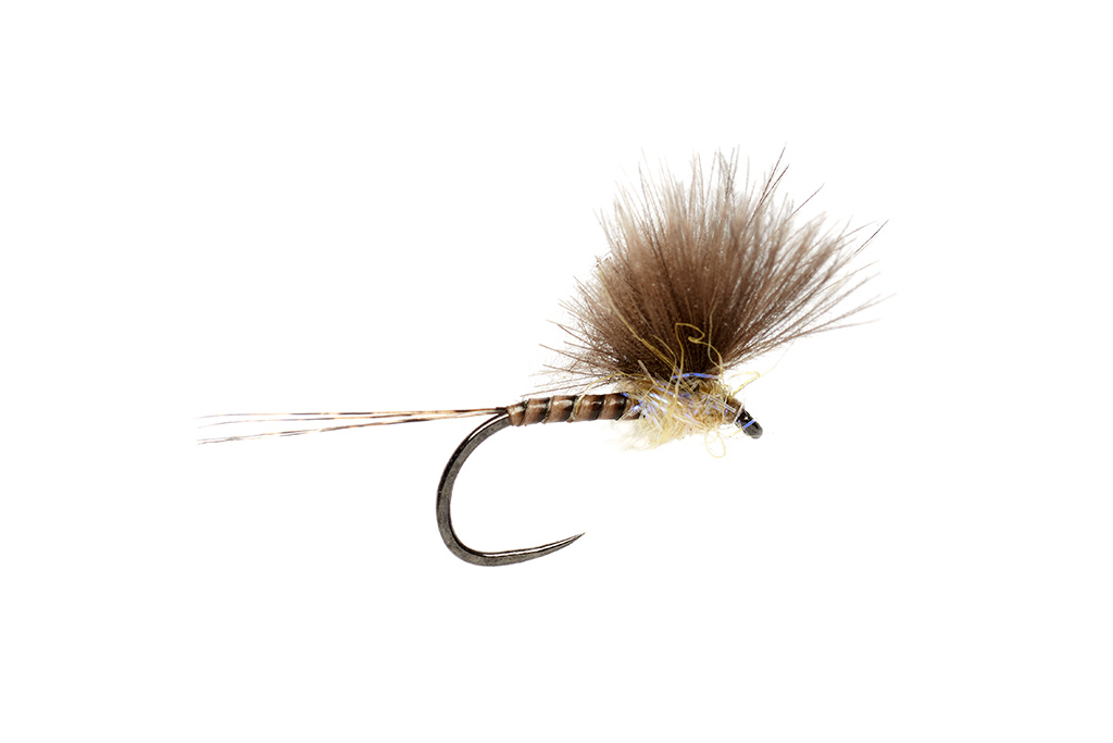 McPhail CdC Olive Quill Barbless