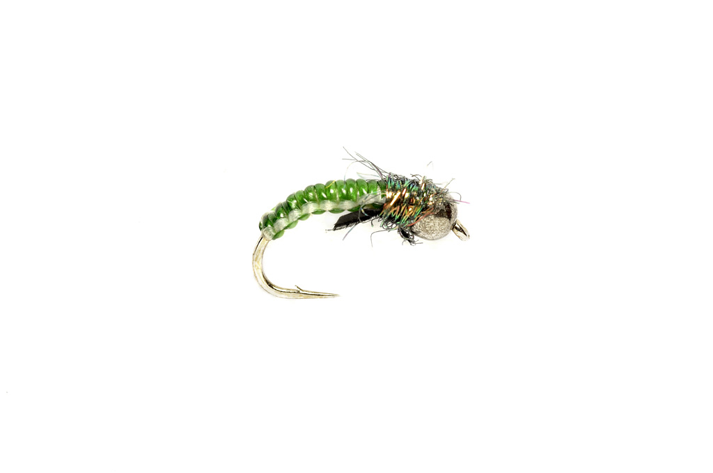 Griffins Candy Caddis Olive/Cream