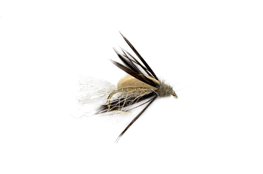 Bastian Float Caddis Emerger Tan